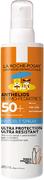 La Roche-Posay Anthelios Dermo-Pediatrics Spray SPF50+ спрей для лица и тела солнцезащитный детский от 3 лет
