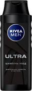 Нивея Men Ultra шампунь-уход для волос
