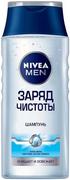 Нивея Men Заряд Чистоты с Алоэ Вера шампунь для волос