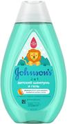 Johnson's 2 в 1 детский шампунь и гель