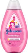 Johnson's Блестящие Локоны детский шампунь для волос с капелькой арганового масла