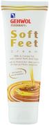 Gehwol Fusskraft Fusskraft Soft Feet Cream Milk & Honey крем для ног шелковый с гиалуроновой кислотой