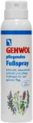 Gehwol Pflegendes Fubspray дезодорант для ног охлаждающий