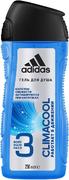 Адидас Climacool гель для душа, шампунь + гель для умывания мужской 3 в 1