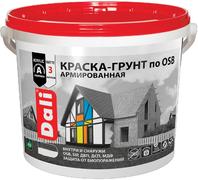 Dali краска-грунт по OSB армированная