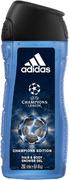 Адидас UEFA Champions League Arena Edition гель для душа для тела и волос