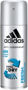 Адидас Fresh Cool & Dry антиперспирант аэрозольный женский