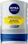 Нивея Men Заряд Энергии бальзам после бритья