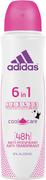 Адидас Cool & Care антиперспирант аэрозольный женский 6 в 1