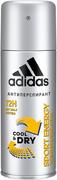 Адидас Sport Energy Cool & Dry антиперспирант аэрозольный мужской