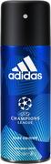 Адидас UEFA Champions League Dare Edition дезодорант аэрозольный мужской