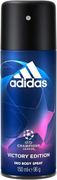 Адидас UEFA Champions League Victory Edition дезодорант аэрозольный мужской