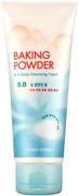 Etude House Baking Powder B.B Deep Cleansing Foam пенка для снятия макияжа и ВВ крема