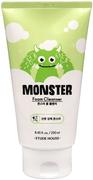Etude House Monster Foam Cleanser пенка освежающая для умывания