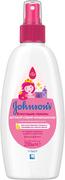 Johnson's Блестящие Локоны детский спрей-кондиционер для волос