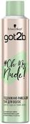 Got2b Oh My Nude Подвижная Фиксация лак для волос