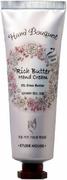 Etude House Bouquet Rich Butter Hand Cream крем для рук питательный с маслом ши
