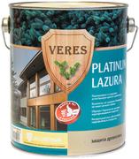 Veres Platinum Lazura защита древесины