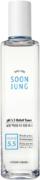 Etude House Soon Jung pH 5.5 Relief Toner тонер для лица гипоаллергенный успокаивающий