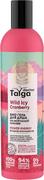 Natura Siberica Doctor Taiga Wild Icy Cranberry Power Energy Ягодное Омоложение био гель для душа на морозной клюкве