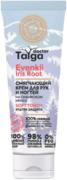 Natura Siberica Doctor Taiga Evenkii Iris Root Soft Touch Ультра Защита крем для рук и ногтей смягчающий