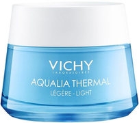 Vichy Aqualia Thermal Peau Normale крем легкий увлажняющий для нормальной кожи лица