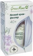 Green Mama Масло Реликтового Арганового Дерева крем-филлер ночной 40+