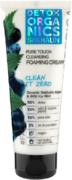 Natura Siberica Detox Organics Sakhalin Pure Touch Cleansing Foaming Cream Clean it Zero крем для умывания пенящийся