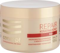 Concept Salon Total Repair с Кератином и Медом маска для волос восстанавливающая