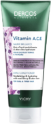 Vichy Dercos Nutrients Vitamin A.C.E кондиционер для блеска тусклых и безжизненных волос