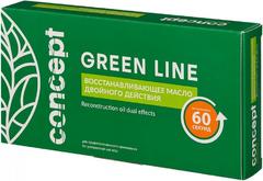 Concept Green Line восстанавливающее масло двойного действия