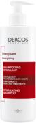 Vichy Dercos Energisant шампунь тонизирующий против выпадения и истончения волос