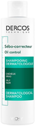 Vichy Dercos Sebo Correcteur шампунь-уход регулирующий для жирной кожи головы