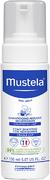 Мустела Bebe-Enfant Foam Shampoo for Newborns Cradle Cap шампунь-пенка от молочных корочек для новорожденных