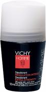 Vichy Homme Anti-Transpirant Controle Extreme 72H дезодорант-ролик мужской против избыточного потоотделения