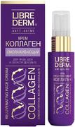 Librederm Collagen крем коллаген омолаживающий для лица, шеи и области декольте