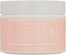 Secret Key Rose Water Base Gel Cream гель-крем для лица увлажняющий с экстрактом розы