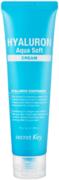 Secret Key Hyaluron Aqva Soft Cream крем гиалуроновый для увлажнения и омоложения кожи лица