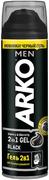 Арко Men Black гель для бритья и умывания 2 в 1