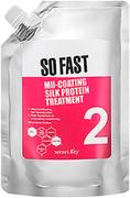 Secret Key Mu-Coating Silk Protein Treatment маска для волос восстанавливающая с протеинами шелка