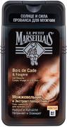 Le Petit Marseillais Можжевельник и Экстракт Папоротника гель-шампунь для мужчин 3 в 1