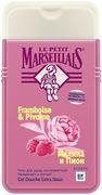 Le Petit Marseillais Малина и Пион гель для душа экстрамягкий