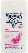 Le Petit Marseillais Сирень гель для душа экстрамягкий