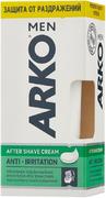 Арко Men Anti-Irritation Защита от Раздражений крем после бритья
