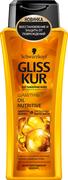 Gliss Kur Oil Nutritive шампунь для секущихся волос