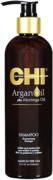 CHI Argan Oil Plus Moringa шампунь с маслом арганы и маслом моринга