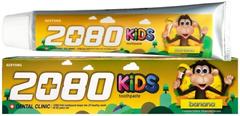 Kerasys Aekyung Kids Dental Clinic 2080 Banana детская зубная паста со вкусом банана