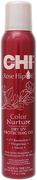 CHI Rose Hip Oil Color Nurture масло для волос с экстрактом лепестков роз