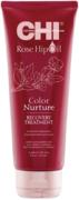 CHI Rose Hip Oil Color Nurture Recovery Treatment маска для поддержания цвета с маслом дикой розы
