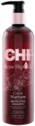CHI Rose Hip Oil Color Nurture Protecting Shampoo шампунь для поддержания цвета